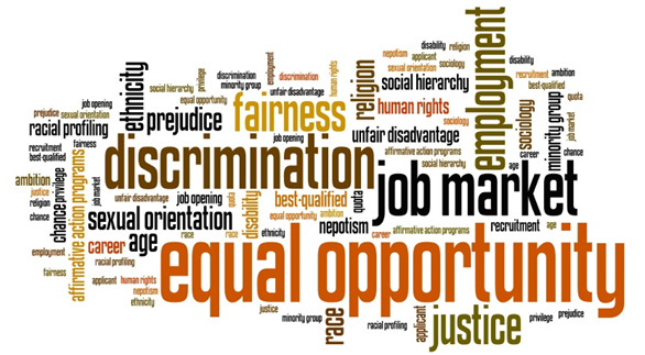 Human rights and discrimination in the workplace